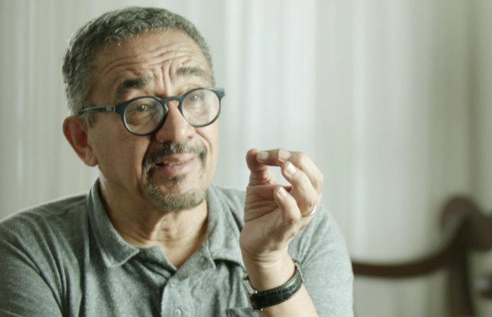 A obra do poeta estará em pauta na Bienal de Pernambuco em uma palestra com Muniz Sodré. Foto: Reprodução/Youtube