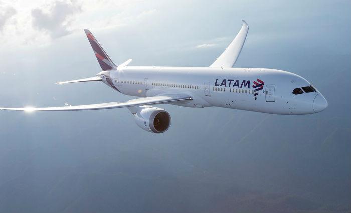Foto: Latam Airlines/Divulgação  (Foto: Latam Airlines/Divulgação )