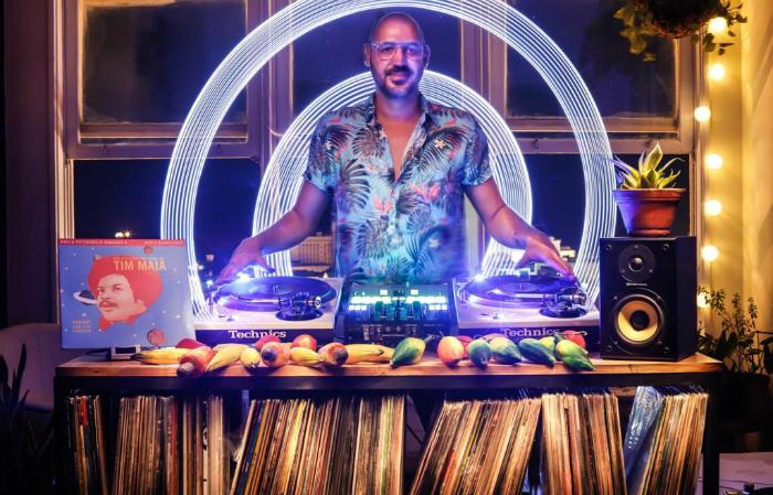 DJ 440. Foto: Rafael Martins/Divulgação