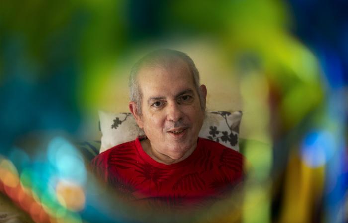 O fundador do Balé Popular do Recife, Antônio Madureira. Foto: Teresa Maia/Divulgação