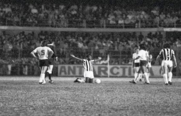 Arquivo / Santos