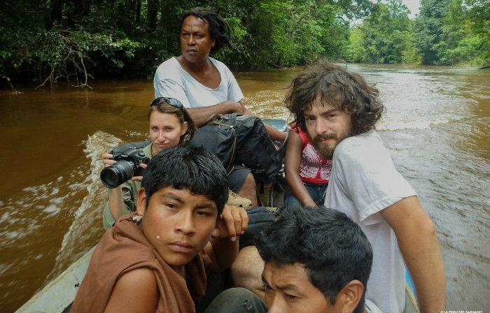 Frame do filme Amazonia, voyage en terres indigènes, que estará em exibição. Foto: Divulgação