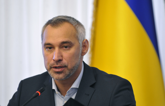 Ruslan Ryaboshapka, procurador-geral da Ucrânia. Foto: Sergei Chuzavkov/AFP