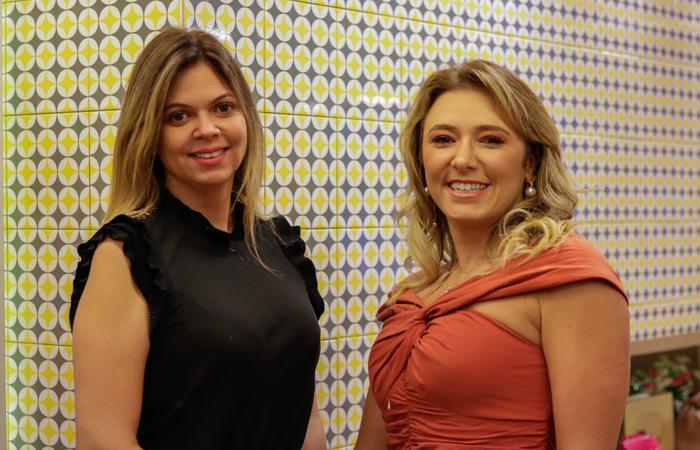 Isis Lopes e Carla Pimentel investem na praticidade para o dia a dia da mulher. FOTO: Gabriel Pontual/Divulgação
