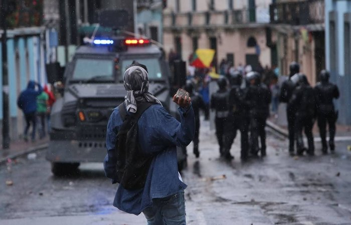 Foto: Cristina Vega/AFP  (Foto: Cristina Vega/AFP )