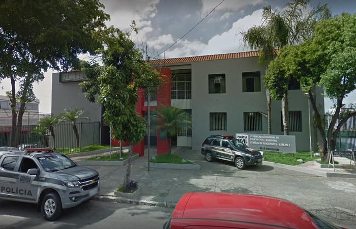 De acordo com a polícia, homem foi preso mais de 10 vezes por roubo e furto. Ele tinha saído da prisão há 15 dias após a mulher pagar fiança - Foto:  Google Maps/Reprodução.