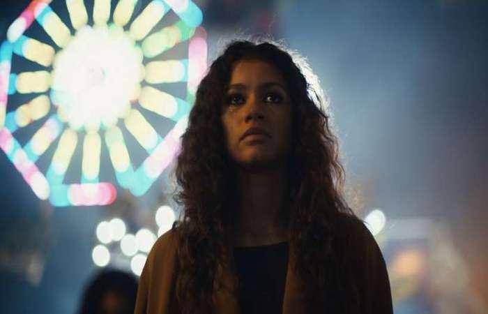 Na série, Zendaya interpreta Rue - Foto: Reprodução/HBO.