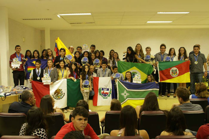 O evento reúne projetos de 14 estados brasileiros e cinco países da América Latina no Shopping Patteo. Foto: Divulgação