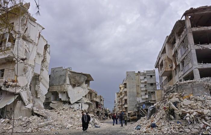 Foto: Muhammad Haj Kadour/AFP
