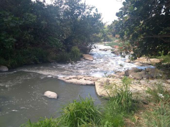 Local mais próximo do centro urbano, apresenta excesso de metais e sais como sulfato e nitrito. Foto: UFPE/Divulgação.