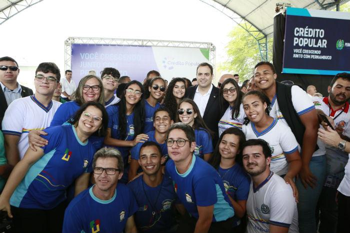 A iniciativa beneficiar cerca de 40 mil pequenos empresários de Pernambuco. Foto: Heudes Regis/SEI