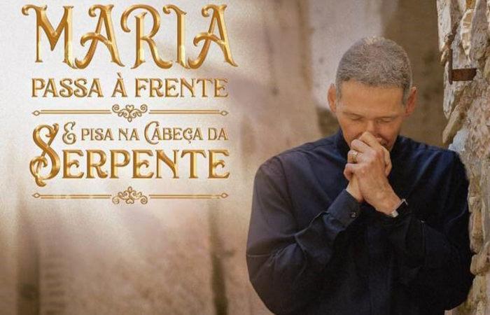 Capa que traz o nome do single lançado pelo padre. Foto: Divulgação