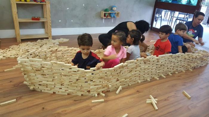 No evento, o Ello Criativo vai oferecer atividades para crianças de 3 a 12 anos. Foto: Divulgação.