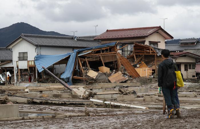 Foto: STR / JIJI PRESS / AFP