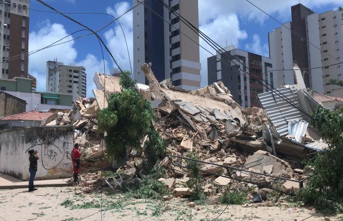 Comandante do Corpo de Bombeiros do Ceará disse que não há mortos até o momento, ao contrário do que a própria corporação e o governo do estado haviam informado anteriormente - Foto: Reprodução/Internet.