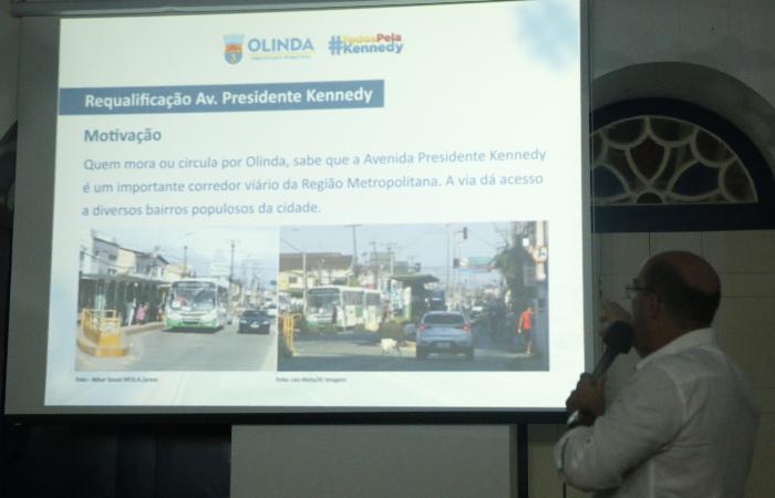 Projeto foi apresentado nessa terça-feira (15). Foto: Sandro Barros/PMO.
