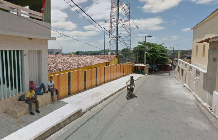 Machados fica no Agreste de Pernambuco. Foto: Reprodução/Google Street View.