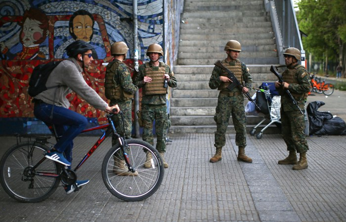 Foto: Pablo VERA / AFP