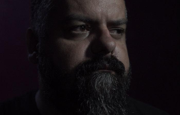 Trabalho como capista contribuiu para o artista ganhar notoriedade entre os fãs do metal, chegando ao lugar de prestígio como curador do festival Abril Pro Rock. Foto:Marco Antonio