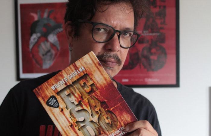 Para Wilfred Gadêlha, jornalista e escritor do livro Pesado: Origem e consolidação do metal em Pernambuco, as capas do gênero passaram por uma evolução muito ligada ao avanço tecnológico. Foto: André Santa Rosa/Esp DP
