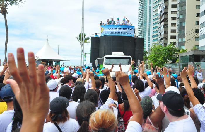 Como é de costume, a realização do evento possui um viés solidário. Foto: Arquivo/DP