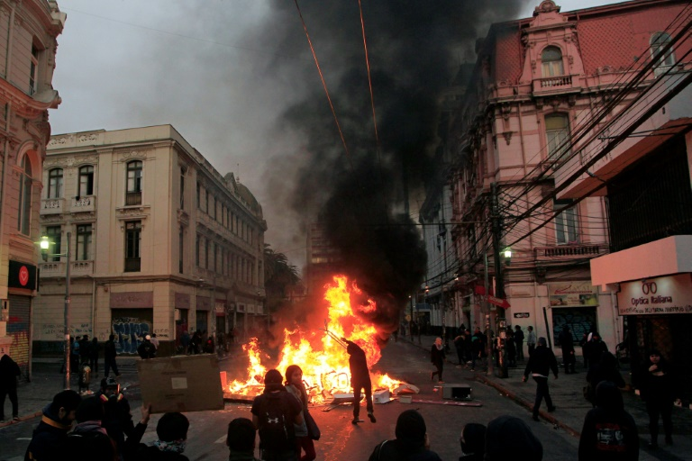 Foto: Aton Chile /AFP / Sebastián Cisternas