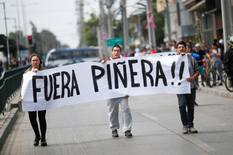 Foto: AFP / Pablo Vera.