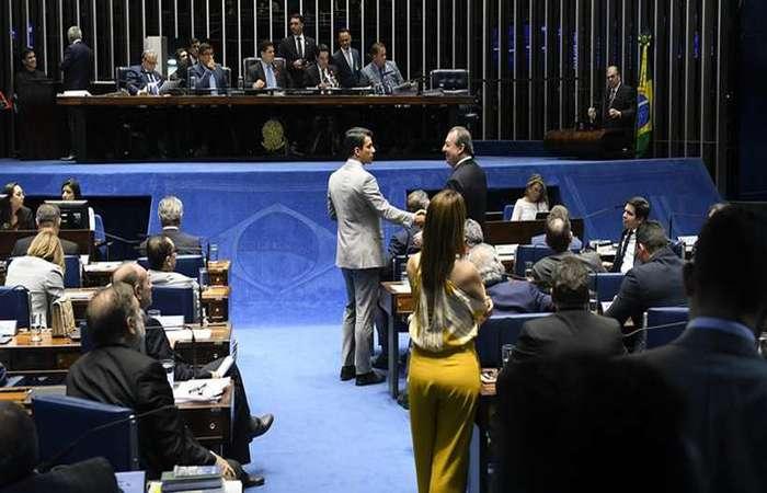 Foto: Roque de Sá/ Agência Senado