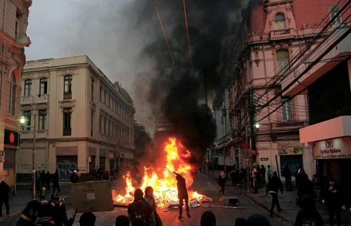 Foto: ATON CHILE/AFP