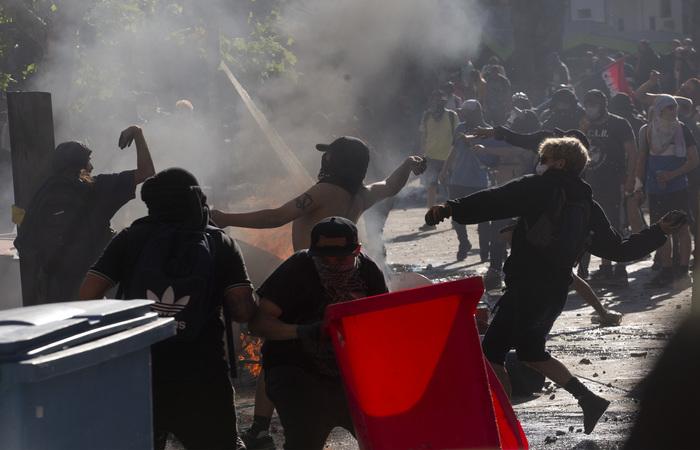 (Foto: CLAUDIO REYES / AFP.)
