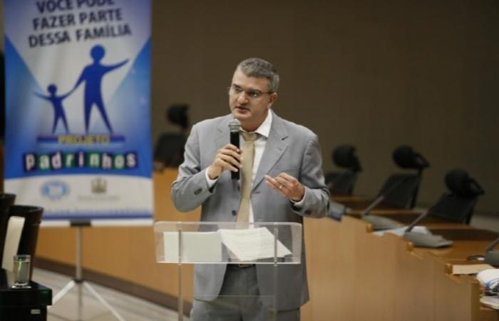O procurador-geral José Antônio Borges Pereira afirma que o promotor Marco Aurélio de Castro  vazou áudio de uma investigação. (Foto: TJMT)