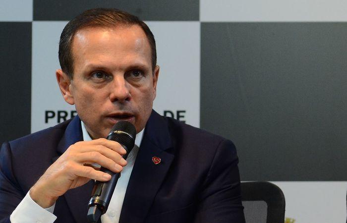 Governador de São Paulo, João Doria (Rovena Rosa/Agência Brasil)