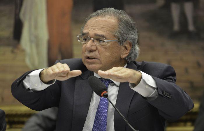 Ministro da Economia, Paulo Guedes (Fabio Rodrigues Pozzebom/Agência Brasil)