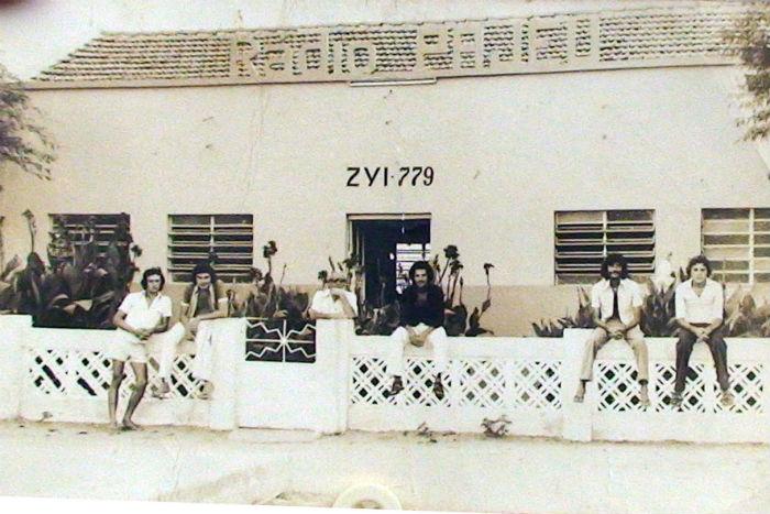 Prédio onde nasceu a Pajeú é hoje o Museu do Rádio. Foto: Rádio Pajeú/Divulgação.