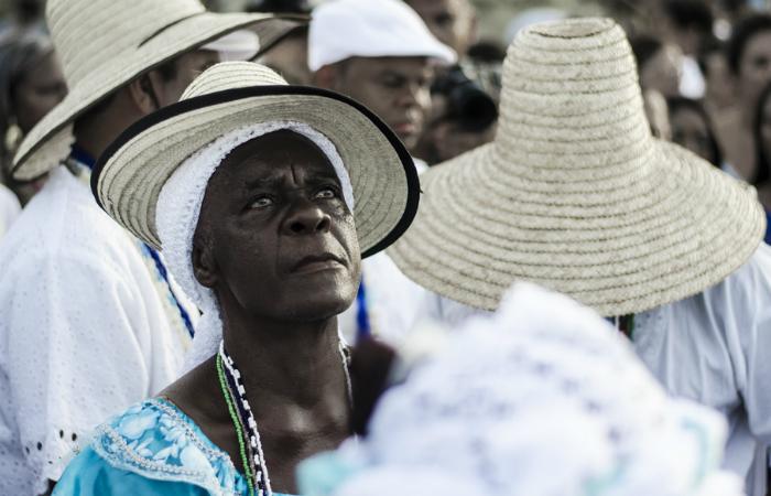 Festa de Yemanjá (Foto: Jadson Dantas/Divulgação)