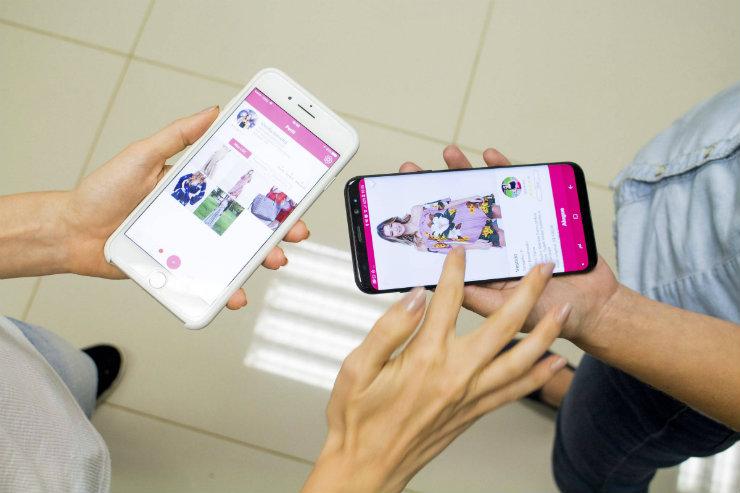 Criado no Nordeste, o LOC já tem mais de 15 mil usuários ativos e mais de 50 mil downloads contabilizados. Foto: LOC/Divulgação
