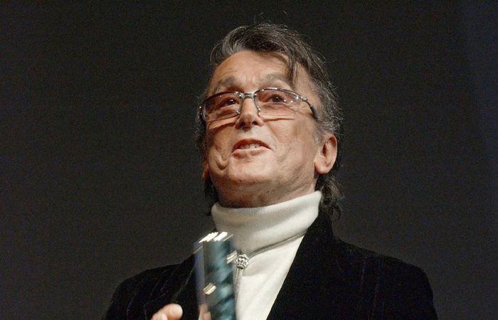 Evans era  produtor e antigo chefe de estúdio da Paramount (Foto: AFP)
