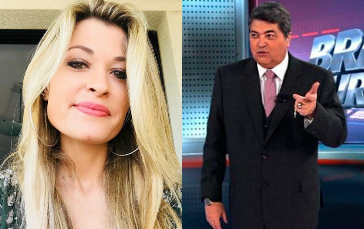 De acordo com Bruna, o documento assinado por ela própria, não condiz com a realidade ((Foto: Reprodução/Instagram/TV Band) )