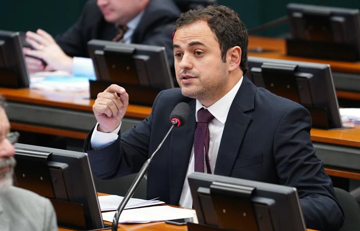 Deputado Glauber Braga (PSOL) (Foto: Pablo Valadares/Câmara dos Deputados)