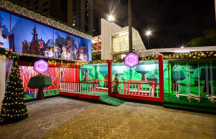 São esperadas mais de 4 milhões de clientes durante o período natalino. Foto: Thiago Medeiros