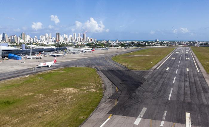 Foto: Ana Araujo/Faquini   (Expectativa é atrair novas companhias aéreas para o aeroporto do Recife.)