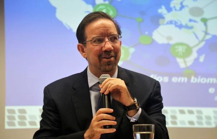 Presidente da Embrapa Celso Moretti  (Divulgação/Jorge Duarte/Embrapa)