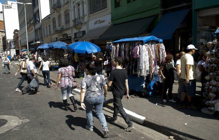 11,8 milhões de pessoas estão sem carteira de trabalho assinada no setor privado (Arquivo/Agência Brasil)