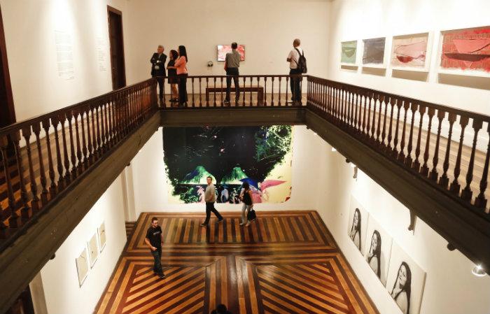 As atividades serão ministradas pelo artista Traplev. Foto: Andrea Rego Barros/Divulgação