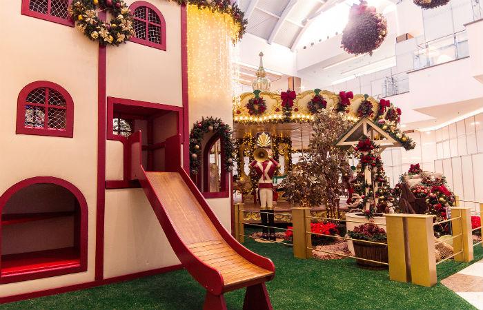 A temporada será inaugurada neste domingo (3) com a chegada do Papai Noel. Foto: Danilo Catão