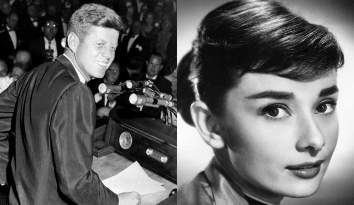 O autor também cita outros casos famosos de Kennedy, como o das atrizes Anita Ekberg, Marlene Dietrich e, claro, Marilyn Monroe (Foto: AFP)