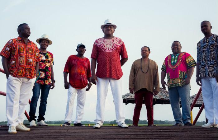 O grupo AfroBrasil se apresenta na sexta-feira (8). Foto: AfroBrasil/Divulgação