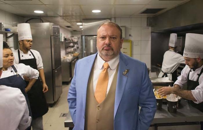 Chef Erick Jacquin. (Foto: Divulgação)