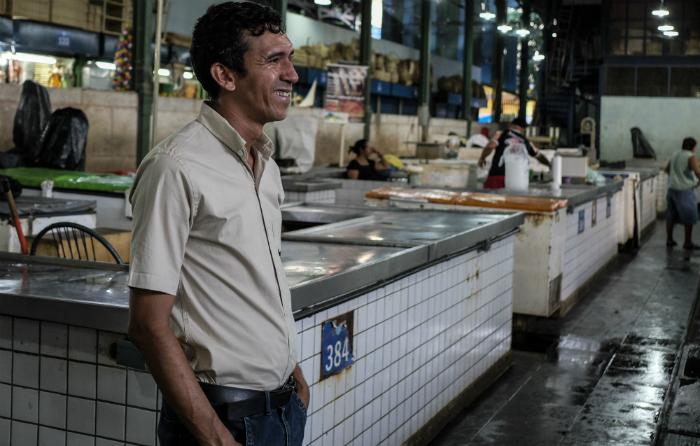 Rubens Santos faz o papel de Severino no filme. (Foto: Divulgação)