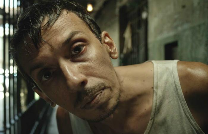 Pedro Wagner interpreta Carniça em Irmandade. Foto: Netflix/Divulgação